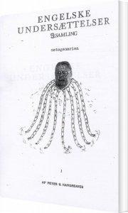 engelske undersættelser - bog