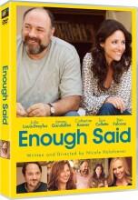 enough said - DVD