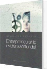 entrepreneurship i vidensamfundet - bog