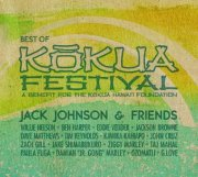 jack johnson and friends - best of kokua festival - cd