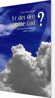 er det den samme gud? - bog
