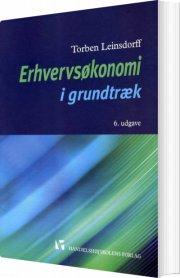 erhvervsøkonomi i grundtræk - bog