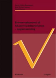 erhvervsøkonomi til akademiuddannelserne - opgavesamling - bog