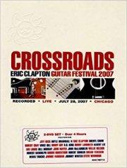 eric clapton - crossroads guitar festival 2007 - DVD