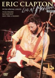 eric clapton - live at montreux 1986 - DVD