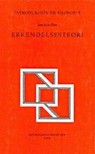 erkendelsesteori - bog