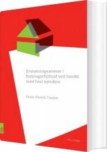 erstatningsansvar i forbrugerforhold ved handel med fast ejendom - bog