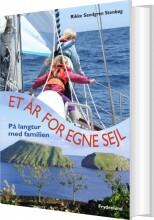 et år for egne sejl - bog
