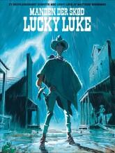 et ekstraordinært eventyr med lucky luke: manden der skød lucky luke - bog