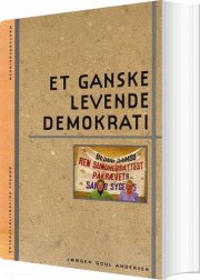 et ganske levende demokrati - bog