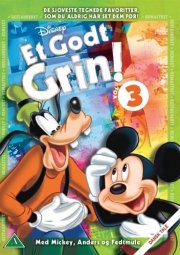 et godt grin vol. 3 - disney - DVD