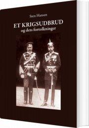 et krigsudbrud - bog