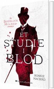 et studie i blod - bog