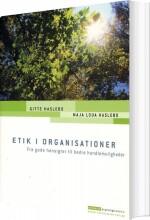 etik i organisationer - bog