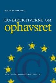 eu-direktiverne om opgavsret - bog