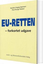 eu-retten - forkortet udgave - bog