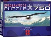 puslespil med ørn - eurographics - 750 brikker - Brætspil