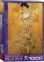 puslespil - gustav klimt adele bloch - eurographics - 1000 brikker - Brætspil