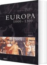 europa 1000-1300 - bog