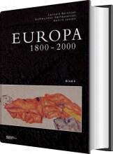 europa 1800-2000 - bog