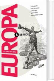 europa og de andre - bog