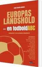 europas landshold - bog