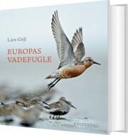 europas vadefugle - bog