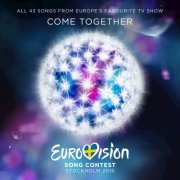 eurovision song contest 2016  - cd