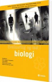 evaluering og test i biologi - bog