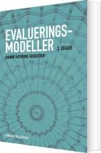 evalueringsmodeller - bog
