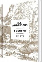 eventyr om dyr - bog