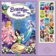 eventyr om prinsesser  - Med 30 lyde