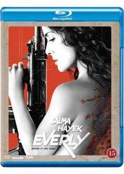 everly - salma hayek - Blu-Ray