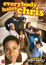 everybody hates chris - sæson 1 - DVD