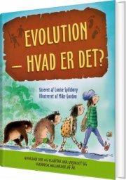 evolution - hvad er det? - bog