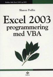 excel 2003 programmering med vba - bog