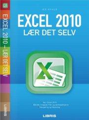 excel 2010 - lær det selv - bog