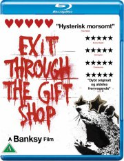 exit through the gift shop - Blu-Ray