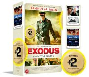 exodus 2 / criminal justice / catfish - DVD