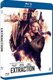 extraction - Blu-Ray