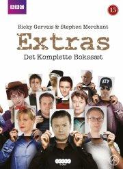 extras - box set - bbc - DVD