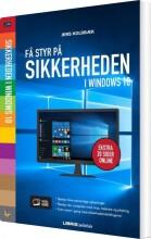 få styr på sikkerheden i windows 10 - bog