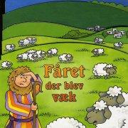 fåret der blev væk - bog