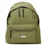 faber castell skoletaske / rygsæk - oliven grøn - Skole