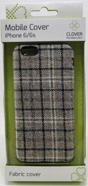 iphone 6/6s cover - mønster - clover - Mobil Og Tilbehør