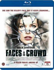 faces in the crowd - Blu-Ray