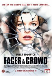 faces in the crowd - DVD