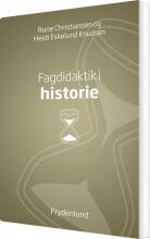 fagdidaktik i historie - bog