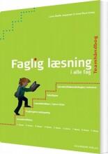 faglig læsning i fagene - bog