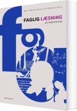 faglig læsning på mellemtrinnet - bog